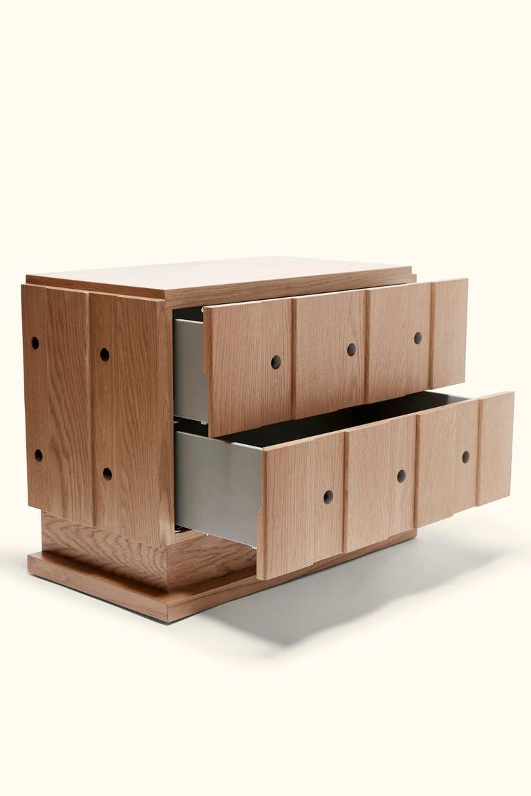 Mid-Century Modern Ojai Nightstand by Lawson-Fenning For Sale