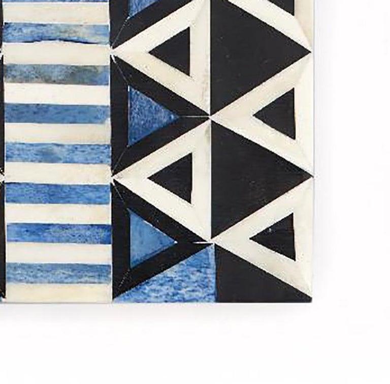 Indian Okapi Bone Inlay Decorative Box For Sale