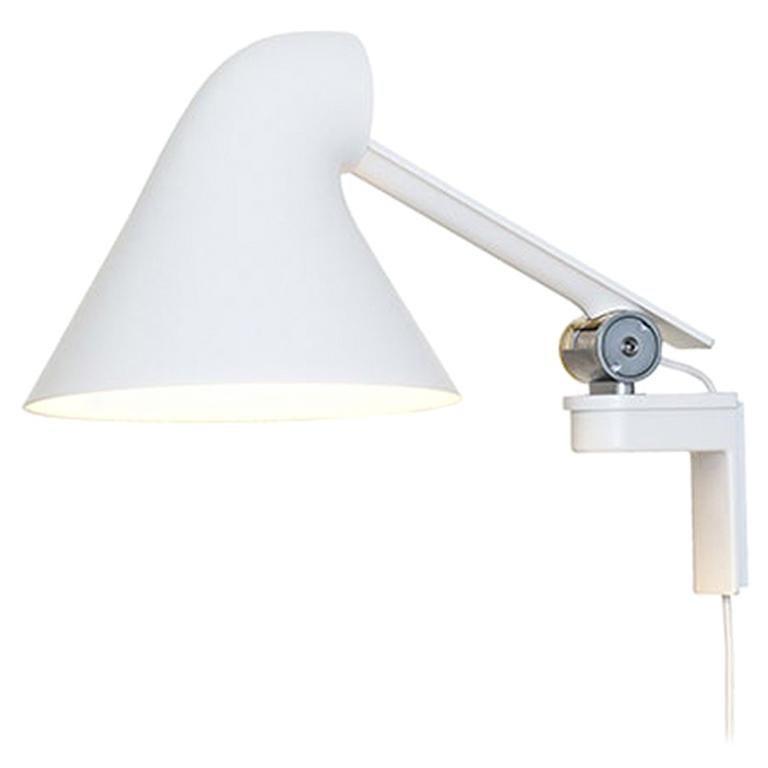 Oki Sato Njp Wall Lamp, Short Arm