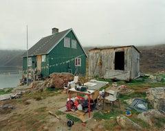 """705 Nuussuaq, 07/2006 74° 06'45"""" N, 57° 03'32"""" W - Olaf Otto Becker (Landscape)"""