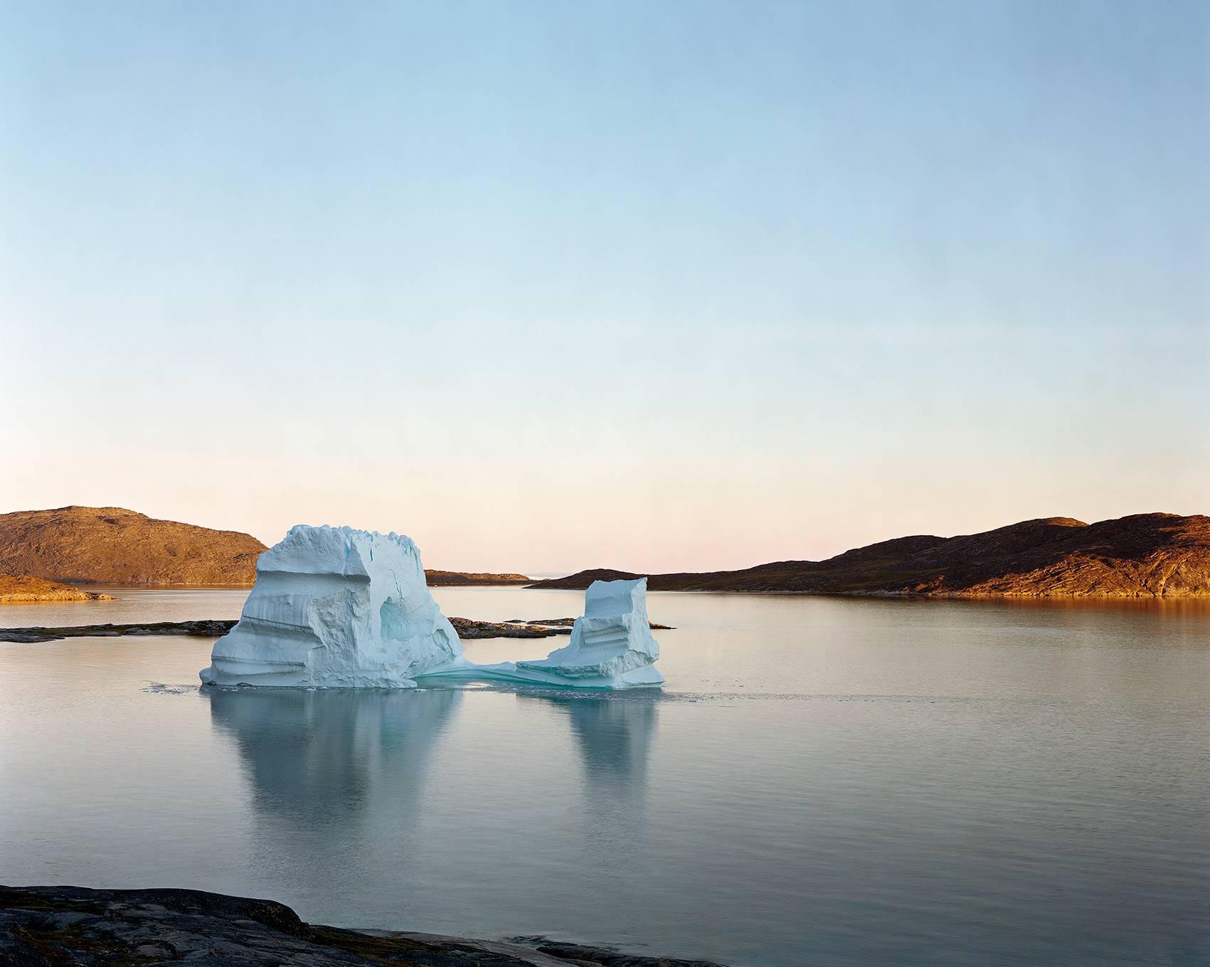 """Iceberg Rodebay 2, 07/2003, 69° 22'16"""" N, 50° 54'08"""" W - Olaf Otto Becker"""