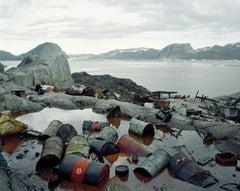 """Ikerasak, Qarajaqs Icefjord 1, 07/2005 70° 29'46"""" N, 51° 18'14"""" W - Olaf Otto B"""