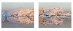 Ilulissat 13, Diptych, 07/2015