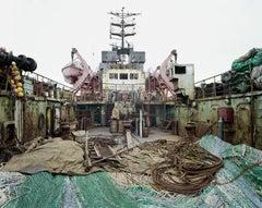 Russian Fishing Trawler, 2002