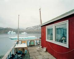 """Tasiussaq 3, 07/2006 73°22'09"""" N, 56° 04'56"""" W - Olaf Otto Becker (Landscape)"""