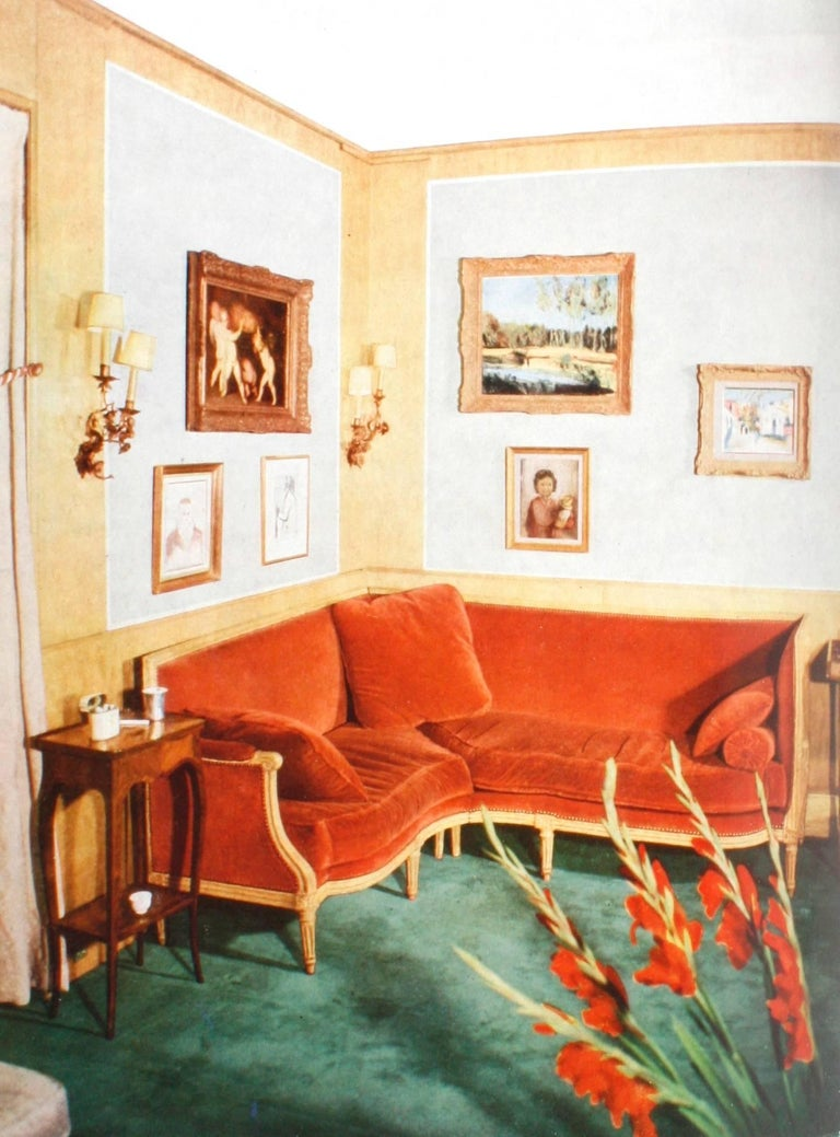 Intérieurs Anciens et Rustique (Old and Rustic Interiors) by Maurice Andrac