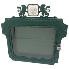 Old Cast-Iron Showcase, 1920s