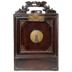 Old Chinese Doctor Casket