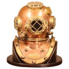 Old Diving Mask Us Diving Helmet Mark V