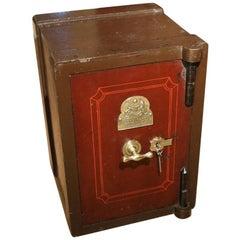 Old English Safe