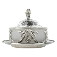 Old English Sheffield Silver Plate Tableware Piece