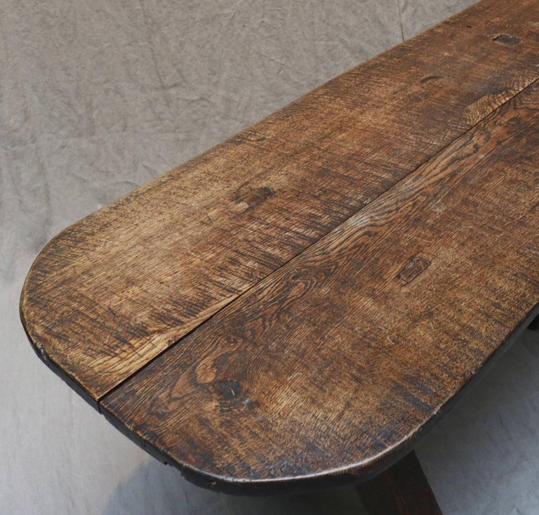 Old French Laundry Table from the 19th Century In Good Condition For Sale In Copenhagen, DK