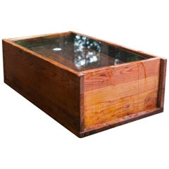 Old Growth Ofuro Soaking Tub by Andrew Brant, California, USA, 2021