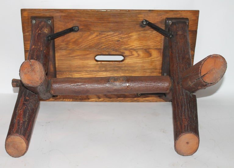 Old Hickory Co. Bench For Sale 1