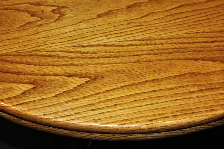 Adirondack Old Hickory Round Kitchen/Dinning Table For Sale