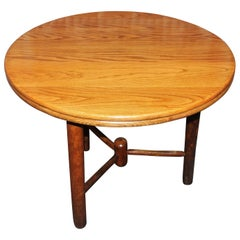 Old Hickory Round Kitchen/Dinning Table