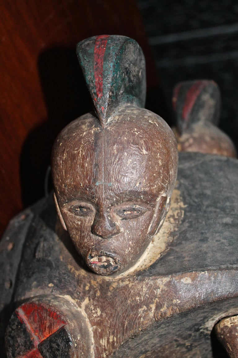 Wood Old Igbo