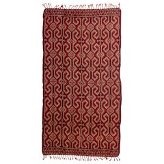 Old IKAT Tapestry