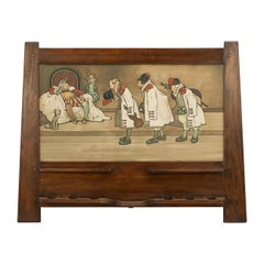 Old King Cole Liberty Pipe Rack, Fiddlers Three