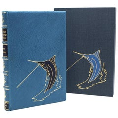 """Old Man and the Sea"" by Ernest Hemingway, First Edition, 1952"