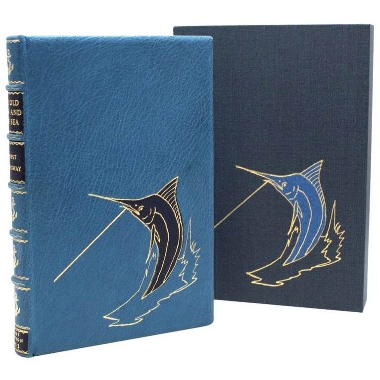 """Old Man and the Sea"" by Ernest Hemingway, First Edition, 1952 For Sale"