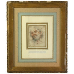 Old Master Drawing in the Manner of Antoine Coypel
