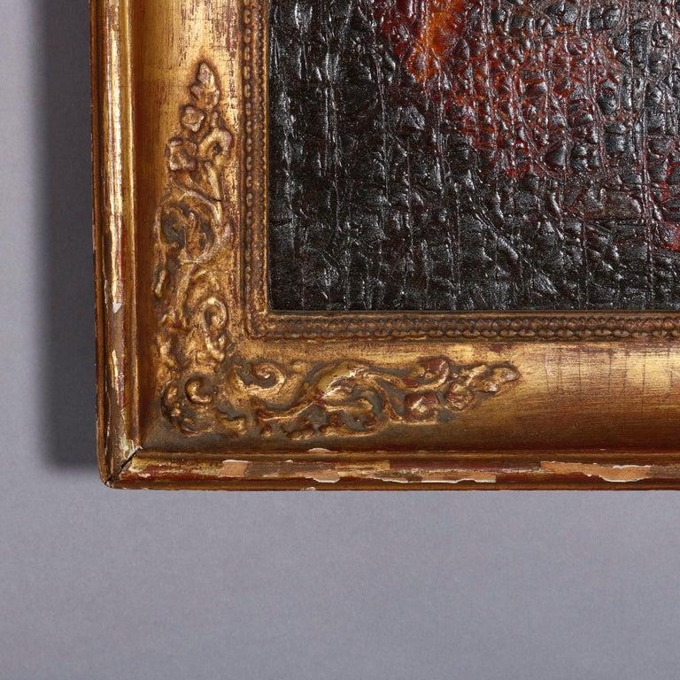 Old Master Oil on Board Russian Imperial Portrait, Premier Faux-Dmitriy For Sale 1