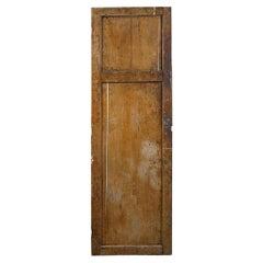 Old Oak Panel / Cupboard Door, 20th Century