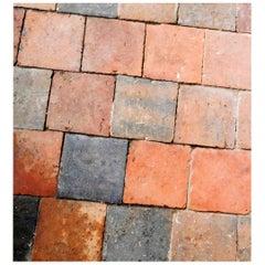 Old Terracotta Floortiles