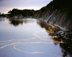 #05 - Scandinavian water serene nature landscape color photo