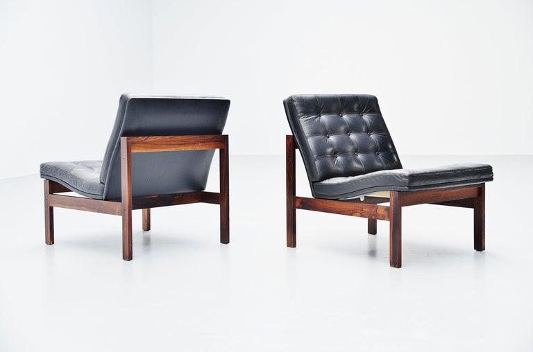 Ole Gjerlov Knudsen Torben Lind Moduline Sofa, Denmark, 1962 For Sale 1