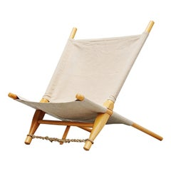 Ole Gjerløv-Knudsen Saw Lounge Chair Cado, Denmark, 1958