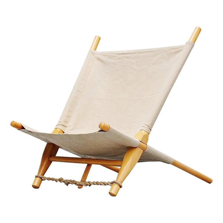 Ole Gjerløv-Knudsen Saw Lounge Chair Cado, Denmark, 1958 For Sale