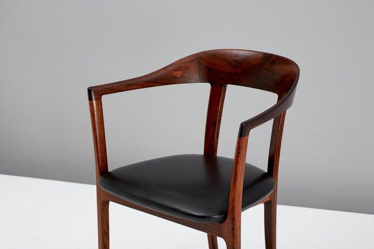 Ole Wanscher 1958 Armchair For Sale 1
