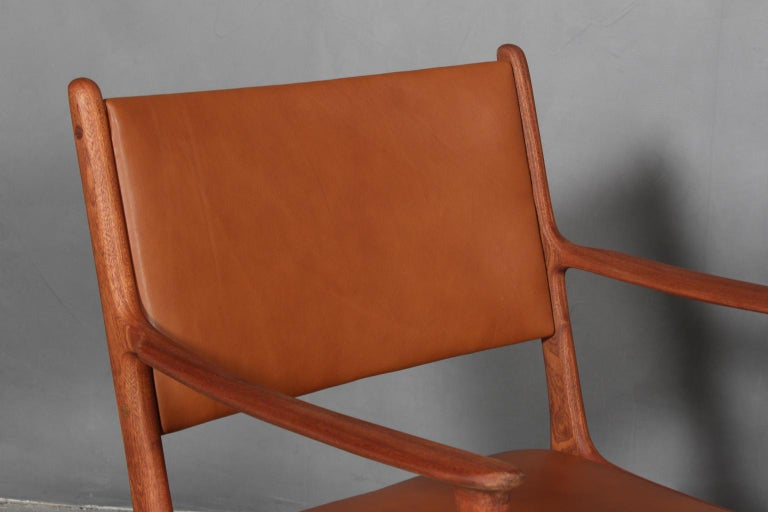 Scandinavian Modern Ole Wanscher Armchair For Sale