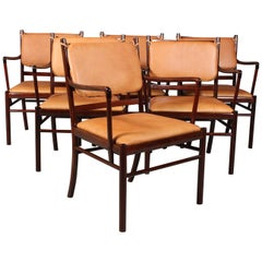 Ole Wanscher Colonial armchairs