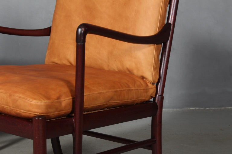 Danish Ole Wanscher Colonial Chairs