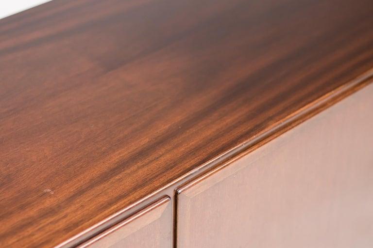 Ole Wanscher Danish Mahogany Sideboard For Sale 6