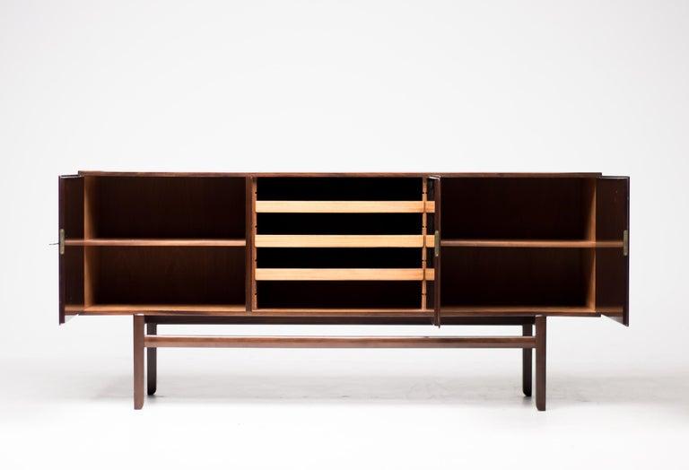 Ole Wanscher Danish Mahogany Sideboard For Sale 1