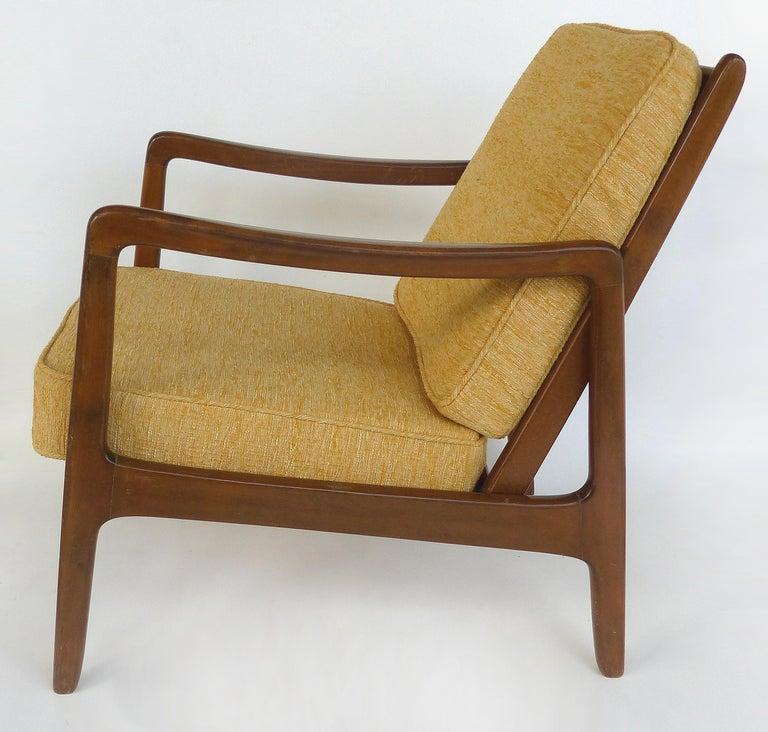 Ole Wanscher Danish Modern Armchair For