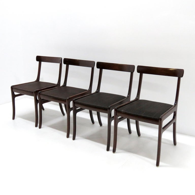 Ole Wanscher Dining Chairs 10