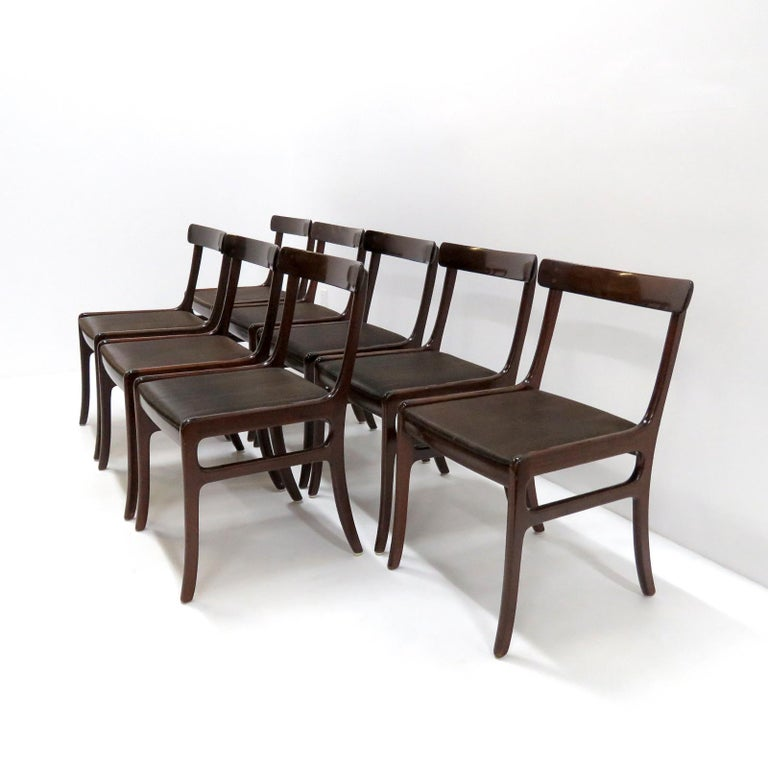 Ole Wanscher Dining Chairs 11