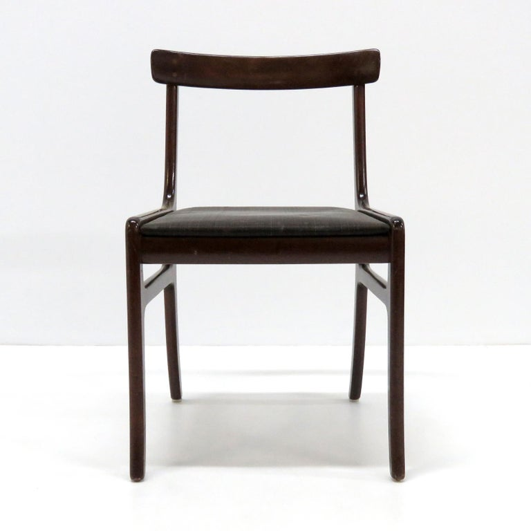 Ole Wanscher Dining Chairs 2