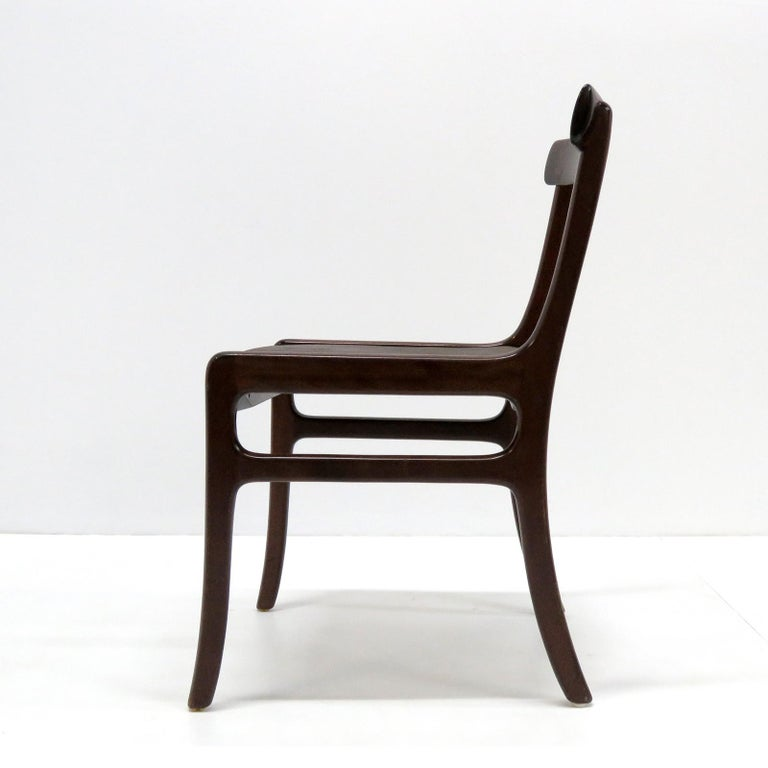 Ole Wanscher Dining Chairs 4