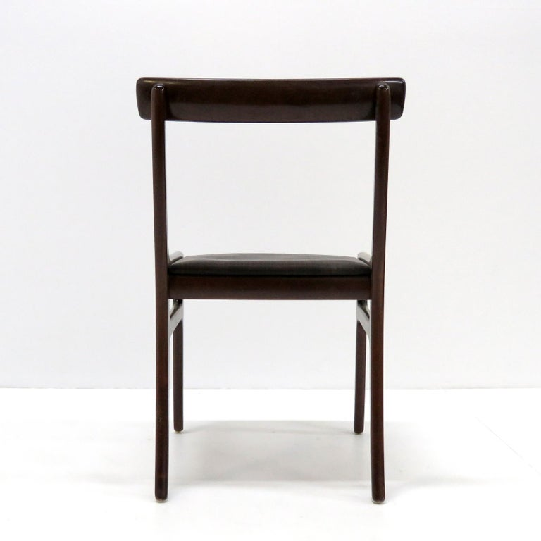 Ole Wanscher Dining Chairs 5