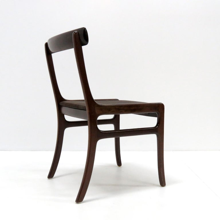 Ole Wanscher Dining Chairs 6
