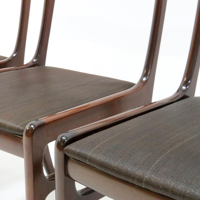 Ole Wanscher Dining Chairs 7