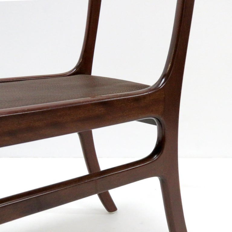 Ole Wanscher Dining Chairs 8