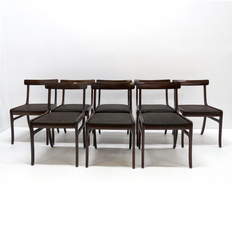 Ole Wanscher Dining Chairs 9