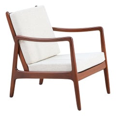 Ole Wanscher Model FD-109 Lounge Chair for France & Søn